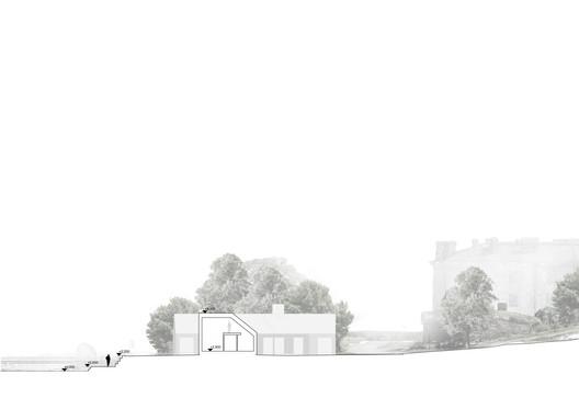 Section. Image Courtesy of Heikkinen & Kangasaho