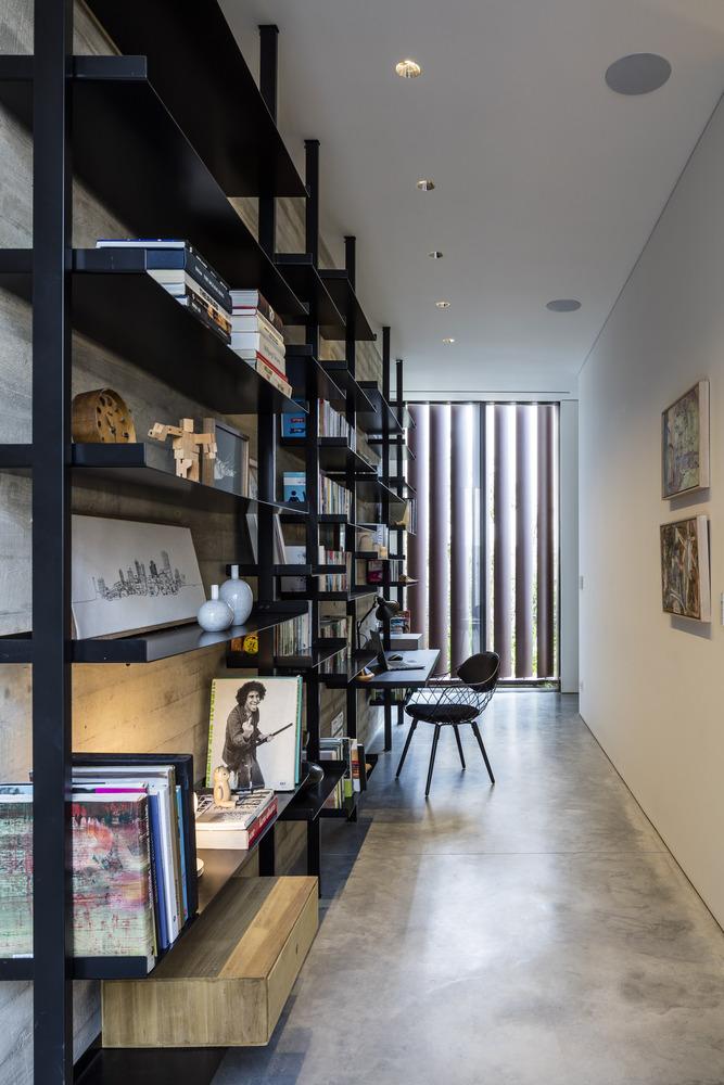 Casa privada en Tel Aviv,© Amit Geron