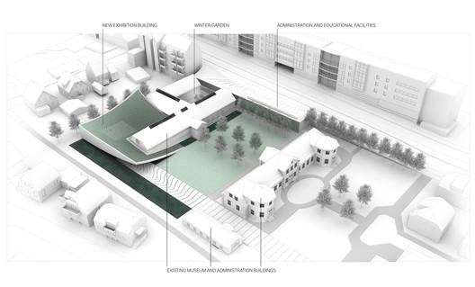 Courtesy of 3XN Architects