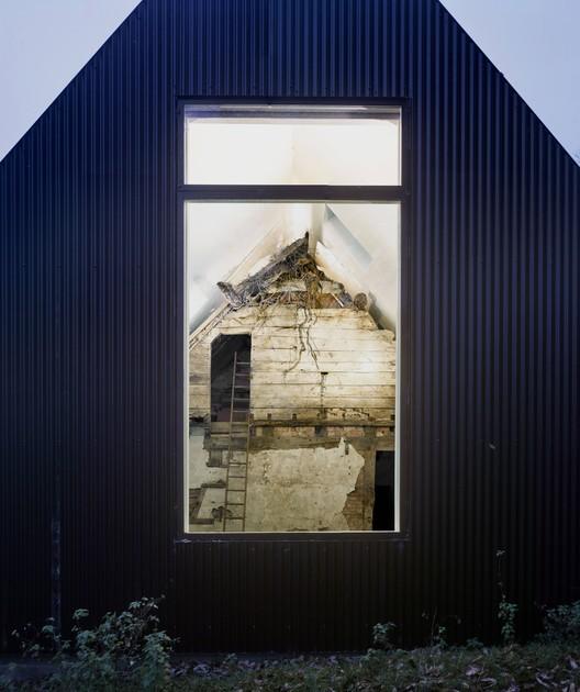 Croft Lodge Studio, Leominster / Kate Darby Architects. Image © James Morris