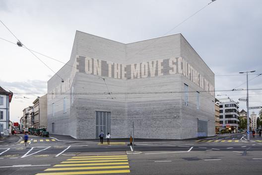 Kunstmuseum Basel / Christ & Gantenbein. Image © Derek Li Wan Po, Basel