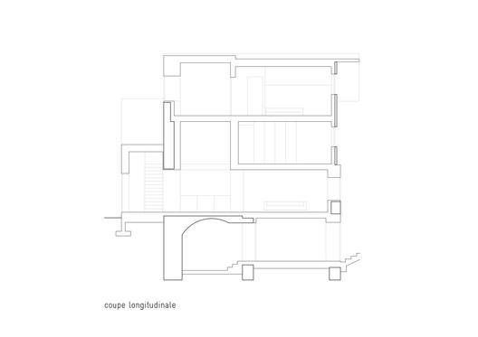 B-B' Longitudinal Section