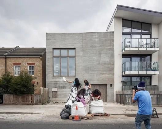 © Johan Dehlin. ImagePhotography Studio for Juergen Teller / 6a architects