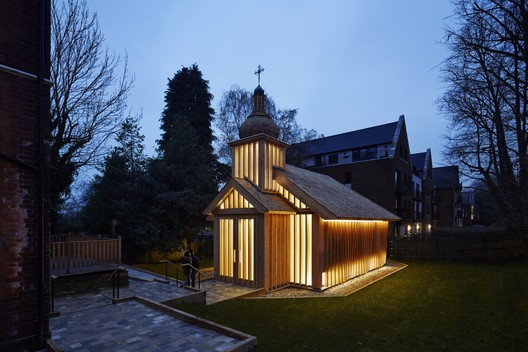 © Joakim Boren. ImageBelarusian Memorial Chapel / Spheron Architects