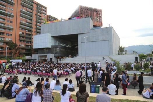 MAMM extension/ Ctrl-G + 51-1 Arquitectos. Image © Manuela Bonilla
