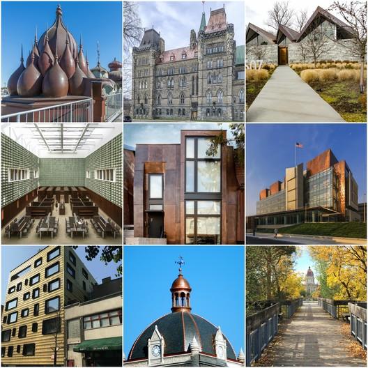 Courtesy of North American Copper in Architecture Awards