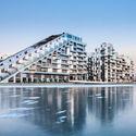 8 House, Copenhagen, Denmark / BIG (Bjarke Ingels Group). Image © Bjarne Tulinius