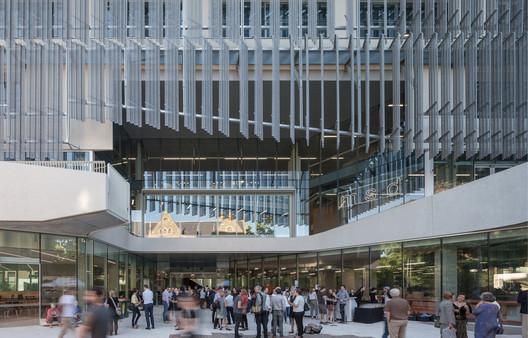 Melbourne School of Design, University of Melbourne, Melbourne, Australia / John Wardle Architects and NADAAA. Image © John Horner