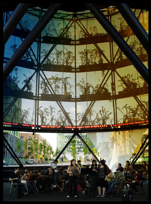 Ecosistema Urbano -  Ecoboulevard. Image © Emilio P. Doiztua