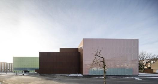 Schmidt Hammer Lassen architects © Adam Mørk