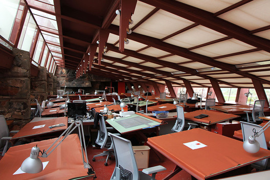 © Wikimedia user Steven C. Price licensed under CC BY-SA 4.0. Image Taliesin West