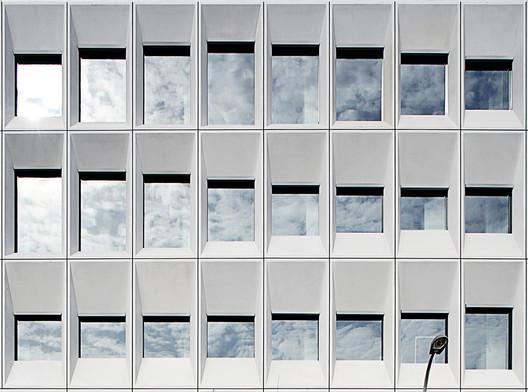 © LYCS Architecture. Elevation Detail