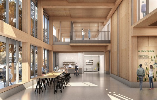 Courtesy of LEVER Architecture
