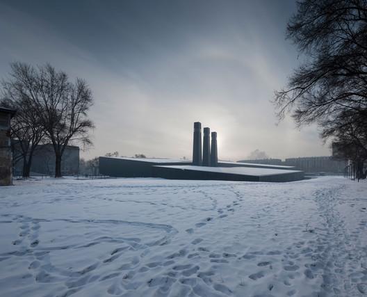 View from north. Image © Yao li