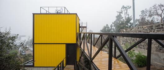CA_AMAR_A_P_07 Yellow House / Aguilo & Pedraza Arquitectos Architecture