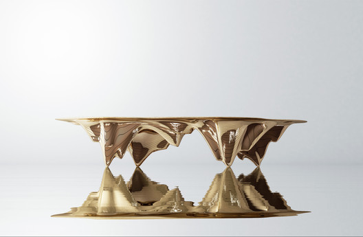 Table, MAD Martian Collection by MAD Architects. Image Courtesy of MAD Architects