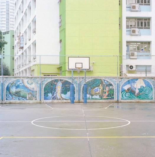 Courts 02. Image © Ward Roberts