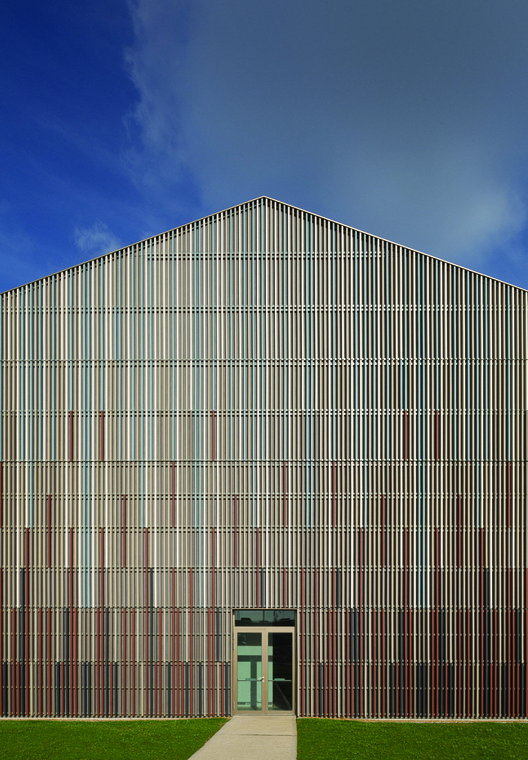The Welding Institute / Eric Parry Architects © Dirk Lindner