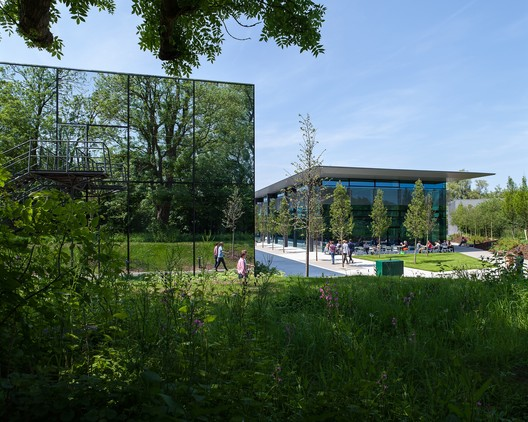 Dyson Campus Expansion / WilkinsonEyre © Limited