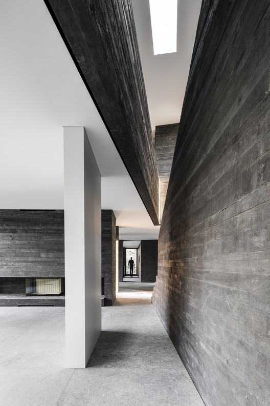 Casa Via Castel. Image © Giorgio Marafioti