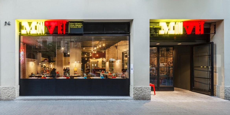Restaurante MónViêt,© Marcela Grassi