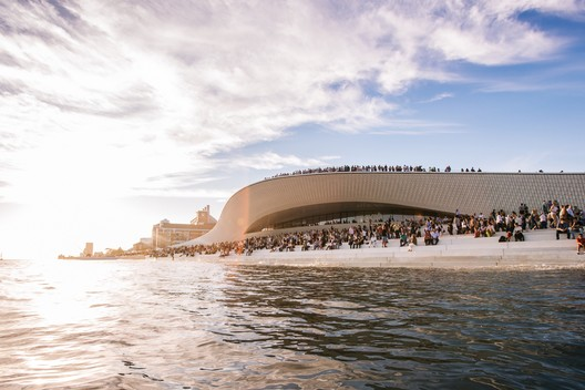 Culture: AL_A / Museum of Art, Architecture and Technology. Image Courtesy of WAF