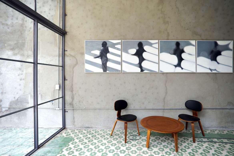 Galería Tiro al Blanco,© Eduardo Sendra Dueñas