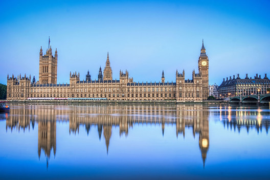 Palace of Westminster, London. Image Courtesy of BDP