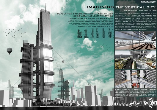 Imagining the Vertical City