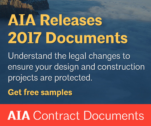 AIA Releases 2017 Documents