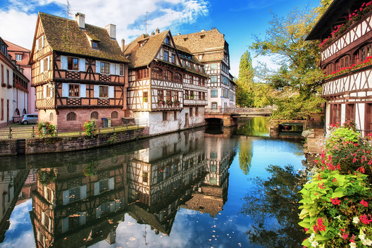 Strasbourg-France | Rhine River