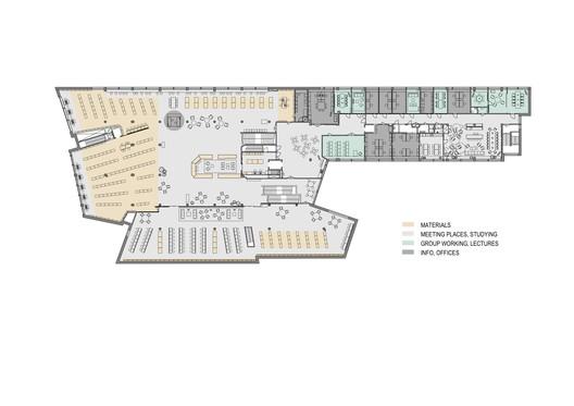 First Floor Functions Plan