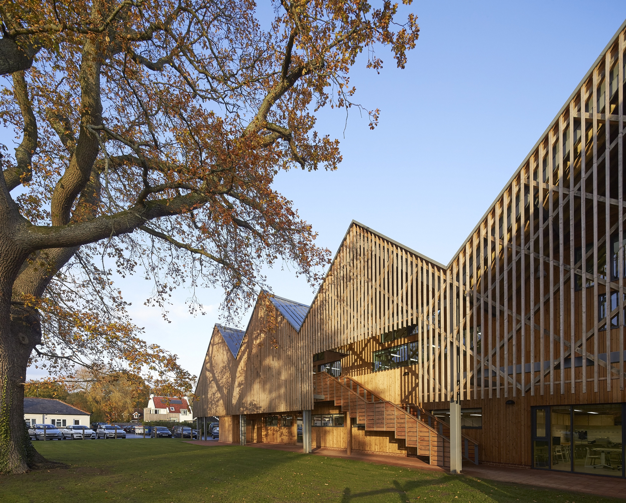 Bedales School Art and Design Feilden Clegg Bradley