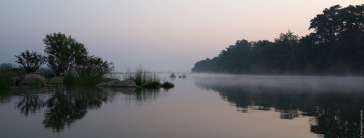 The Ken River in Panna, India. Image © <a href='https://www.flickr.com/photos/85208536@N02/11291881454/in/dateposted/'>Flickr user Christopher Kray</a> licensed under <a href=' https://creativecommons.org/licenses/by/2.0/'>CC BY 2.0</a>