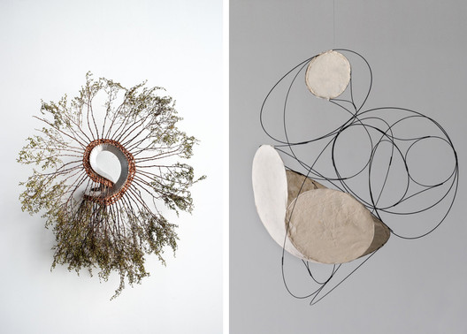 Knot #3 and Wire Coil 5 by Terrol Dew Johnson and Aranda\Lasch, 2016. Image Courtesy of Aranda\Lasch
