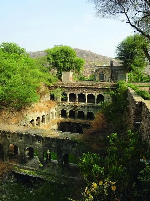 Van Talab Baoli: Amer, Rajasthan. Image © Victoria Lautman