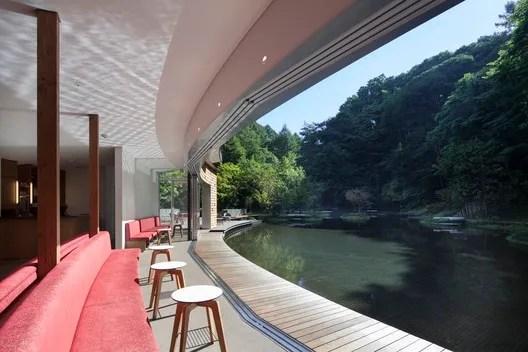 Courtesy of Klein Dytham architecture