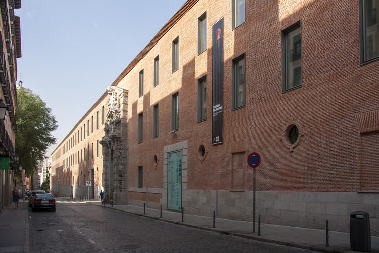 Centro Cultural Conde Duque / Jorge Próspero de Verboom + Pedro de Ribera + José Benito de Churriguera. Image Cortesía de XIV Semana de la Arquitectura