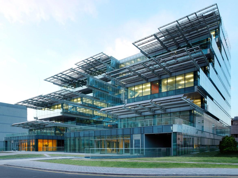 Edificio ecológico y energético sino-italiano,© Daniele Domenicali