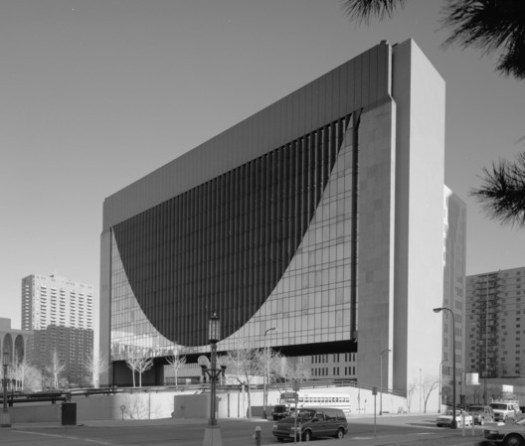 "ederal Reserve Bank of Minneapolis, 1973, (now: Marquette Plaza), in its original configuration.. ImageVia <a href=""https://en.wikipedia.org/wiki/File:Marquette_Plaza.jpg"">Wikimedia Commons / Historic American Buildings Survey</a> licensed under <a href=""https://creativecommons.org/publicdomain/zero/1.0/deed.en"">CC0 1.0 (Public Domain)</a>"