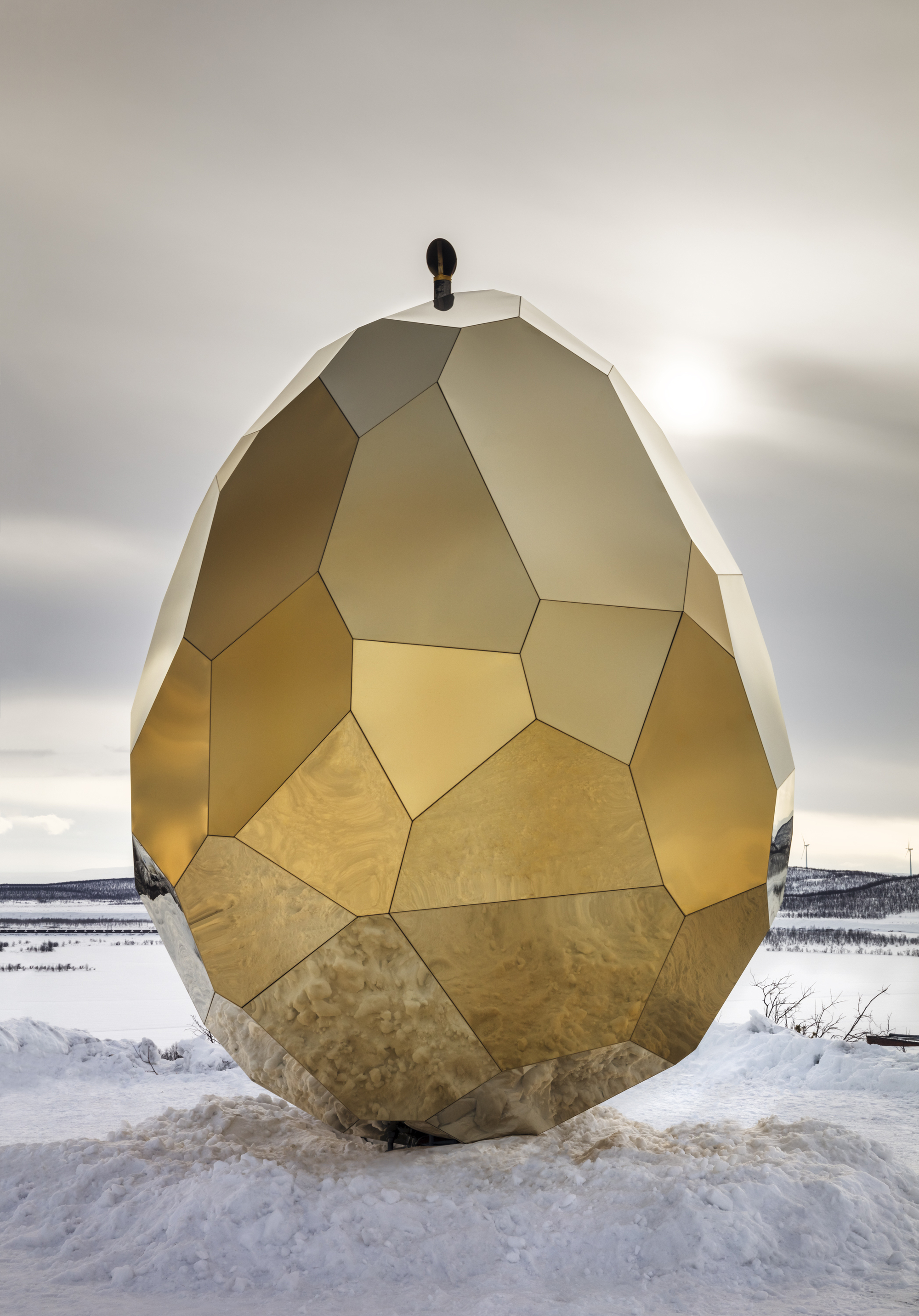 Gallery Of Solar Egg Bigert Amp Bergstr 246 M 2