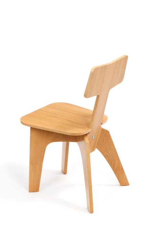 Cadeira Oswaldo Bratke © Fernando Laszlo. Image © Fernando Laszlo Cortesia Etel Interiores