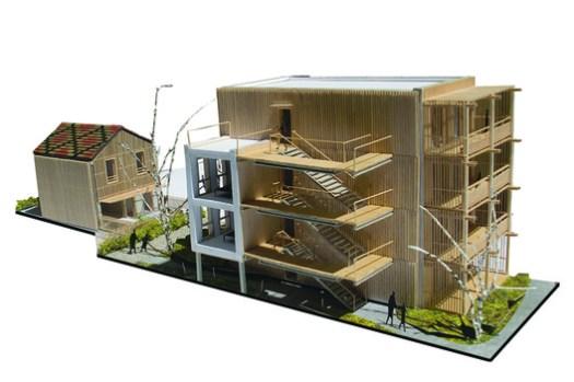 Courtesy of ODILE+GUZY architectes