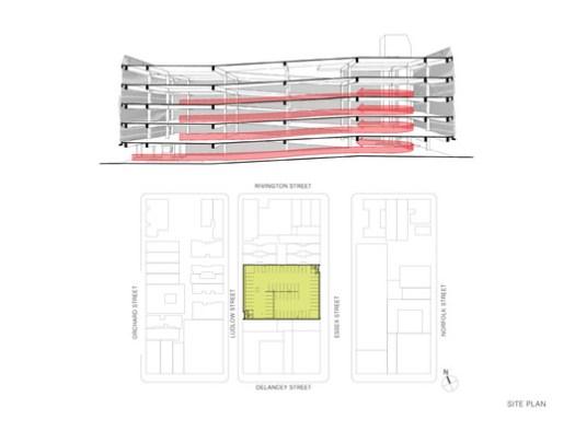 Site Plan + Diagram
