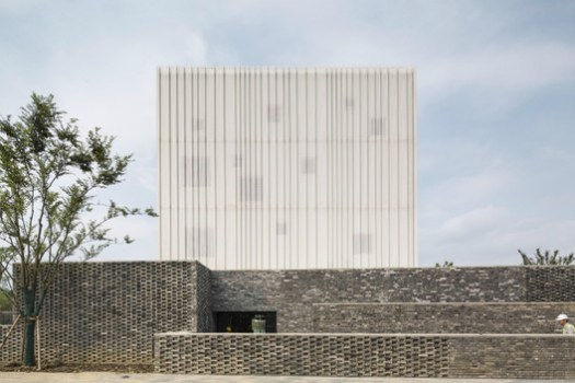 Neri&Hu Design and Research Office, Suzhou Chapel, Suzhou, China. Image Courtesy of World Architecture Festival