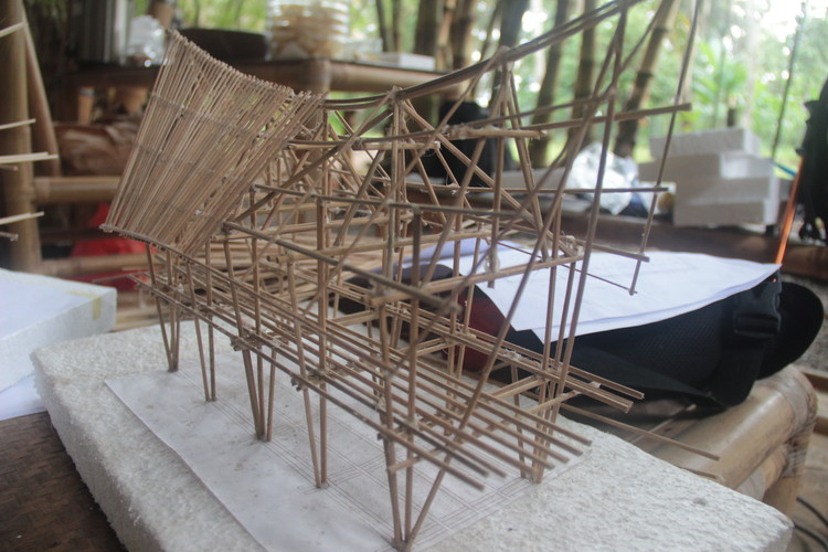 Why Architectural Models Are Crucial In Making Bamboo Projects A Reality Archdaily