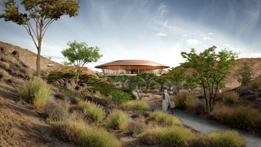 Habitats Pavilion. Image via ©Arup/Grimshaw