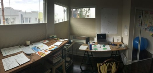 My home office is a fortress of productivity. Image via Amar Singh on Medium