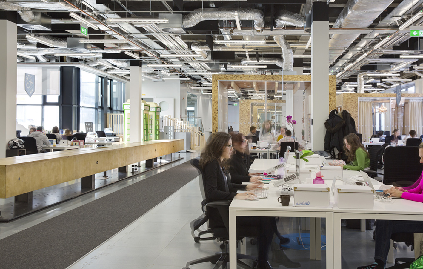 Why Open Plan Offices Dont Work And Some Alternatives