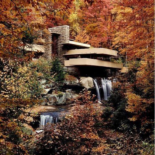 Fallingwater © Robert Ruschak - Western Pennsylvania Conservancy